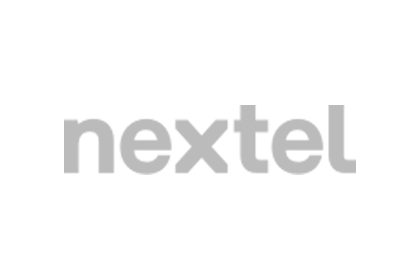 Logotipo do cliente iguale digital: Nextel